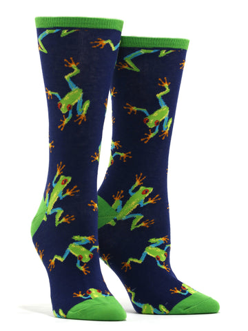 Women's Tree Frogs Socks