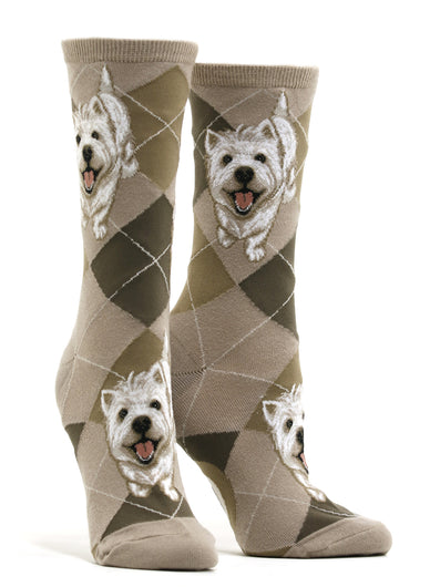 Women's Westies Are My Besties Socks