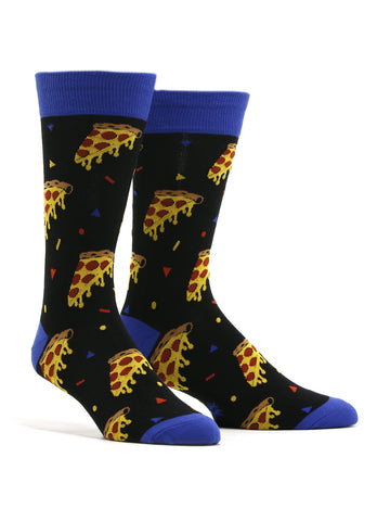 Men's Pizza Party Socks