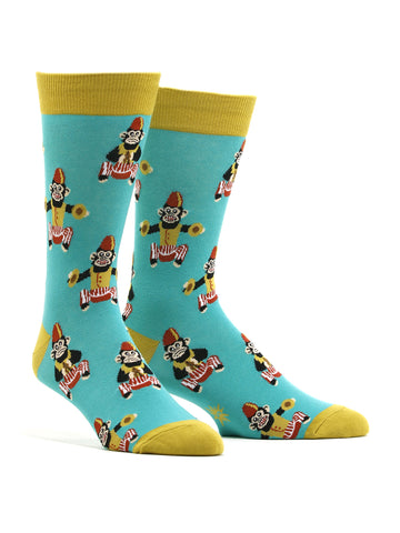 Men's Monkeying Around Socks