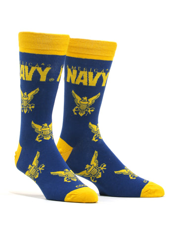 Men's US Navy Socks