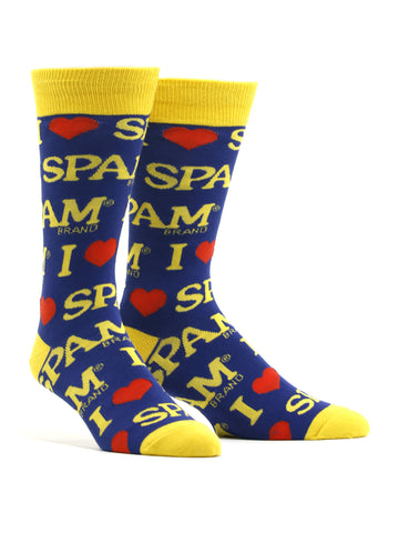 Men's Spam Socks