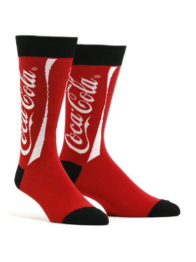 Men's Coca-Cola Socks