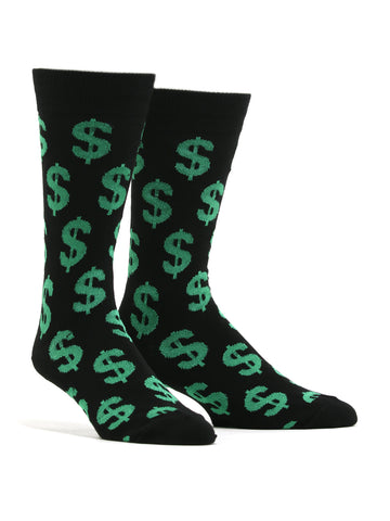 Men's Cha-Ching Socks