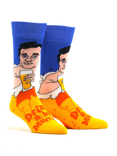 Men's Drink And Be Murray Socks