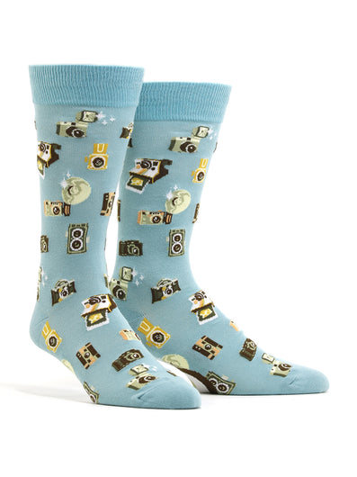 Men's Say Cheese Socks