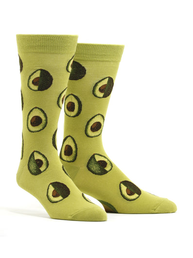 Men's Avocado Phase Socks