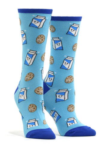 Women's Cookies N' Milk Socks