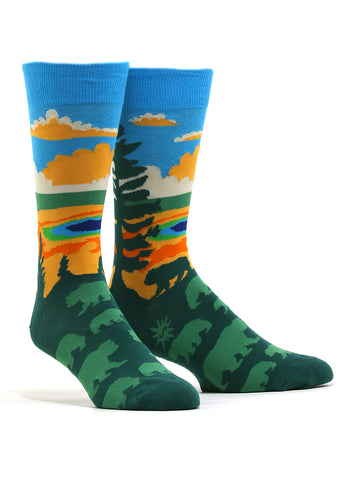 Men's Grand Prismatic Socks