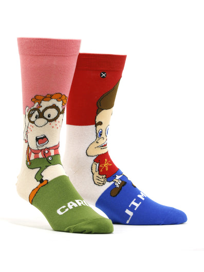 Men's Jimmy Neutron Socks