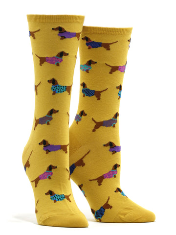Women's Haute dog Socks
