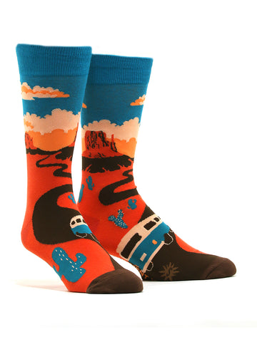 Men's Monument Valley Socks