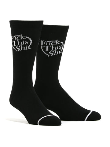 Men's Fuck This Shit Socks