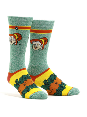 Men's Keebler Elf Socks