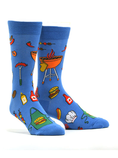 Men's Grillin' It Socks