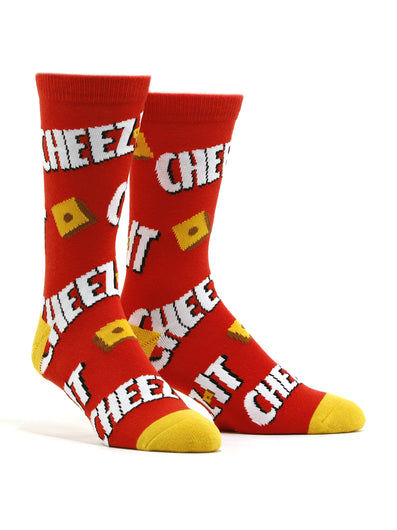 Men's Keep It Cheezy Socks
