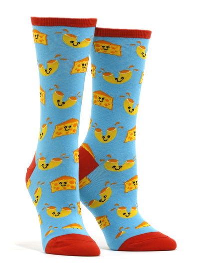 Women's Mac N' Cheese Socks