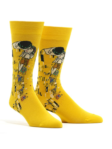 Men's Klimt - The Kiss Socks