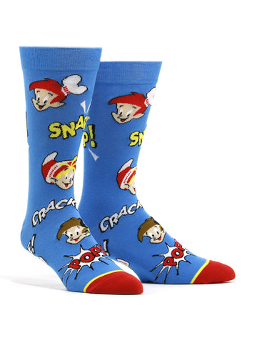 Men's Snap, Crackle, Pop Socks