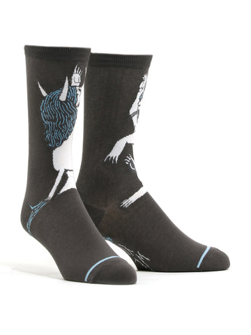 Men's Where The Wild Things Are Socks