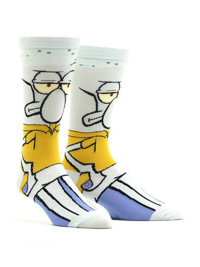 Men's Squidward 360 Socks