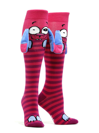 Women's Spanky Socks