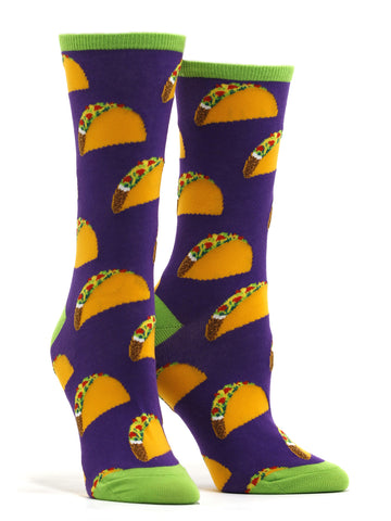 Women's Tacos Socks