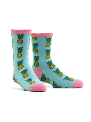 Kid's Pineapple Socks