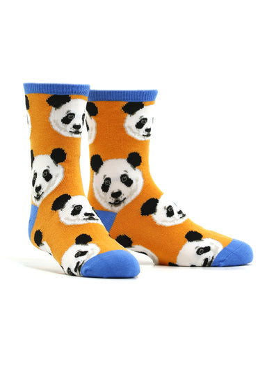 Kid's Pandawesome Socks