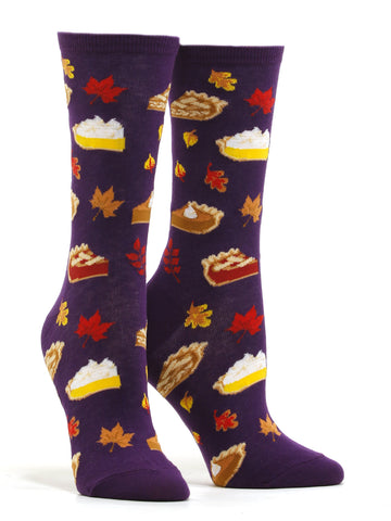 Women's Autumn Pies Socks