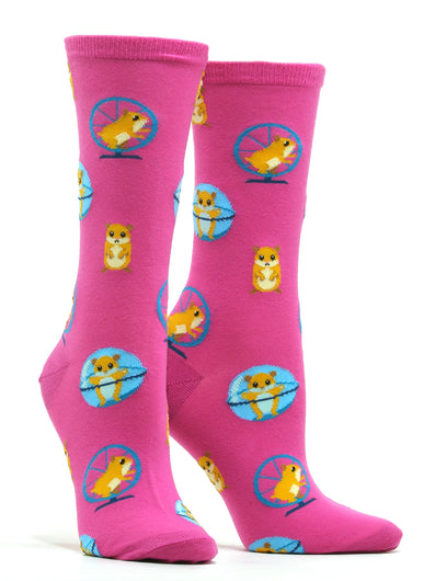 Women's Hamster Wheel Socks