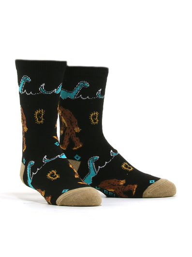 Kid's Myths and Legends Socks