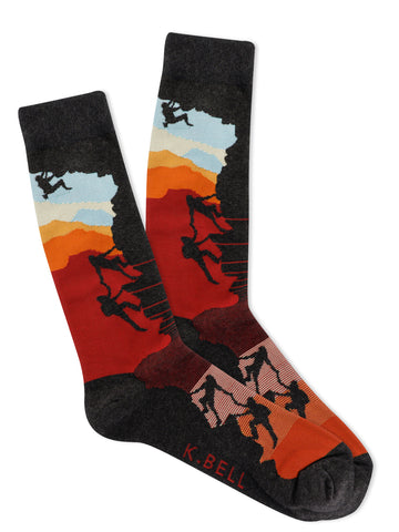 Men's Sunset Climber Socks