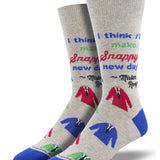 Men's Snappy Dresser - Mr. Rogers Socks