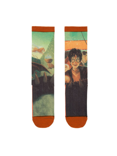 Women's Harry Potter And The Goblet Of Fire Socks