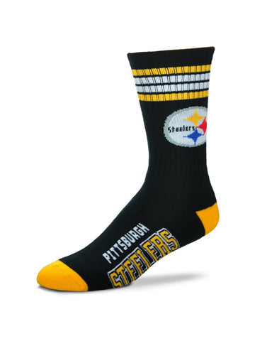 Men's Pittsburgh Steelers Socks