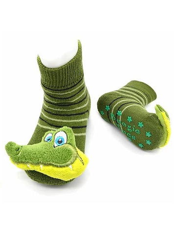 Baby's Alligator Socks