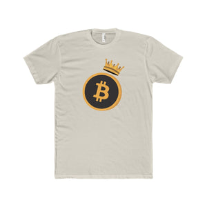 The 'Bitcoin King' Perfect Tee in Khaki