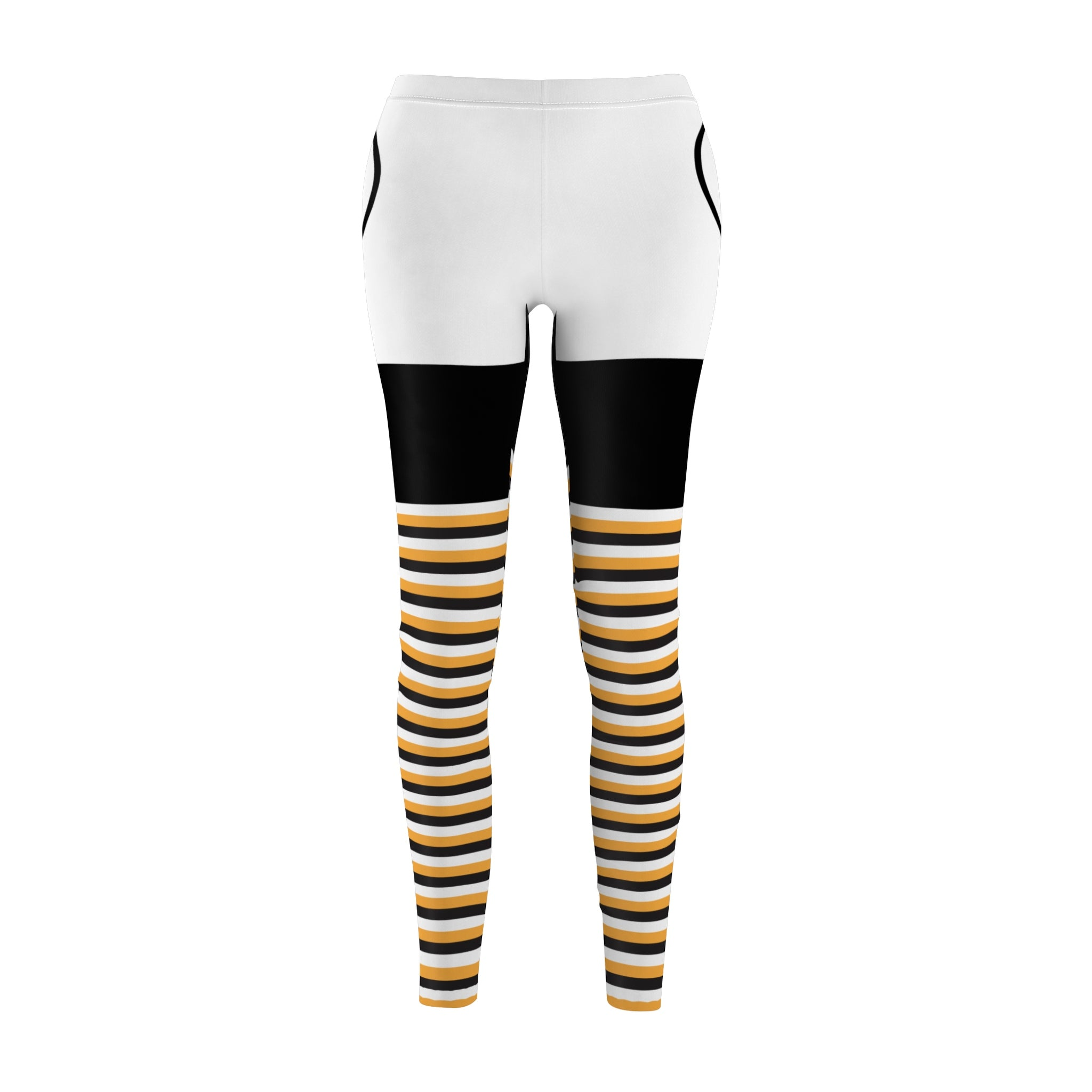 The 'BTC Stripe' Leggings