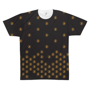 The 'BTC Rising' Sublimated Tee