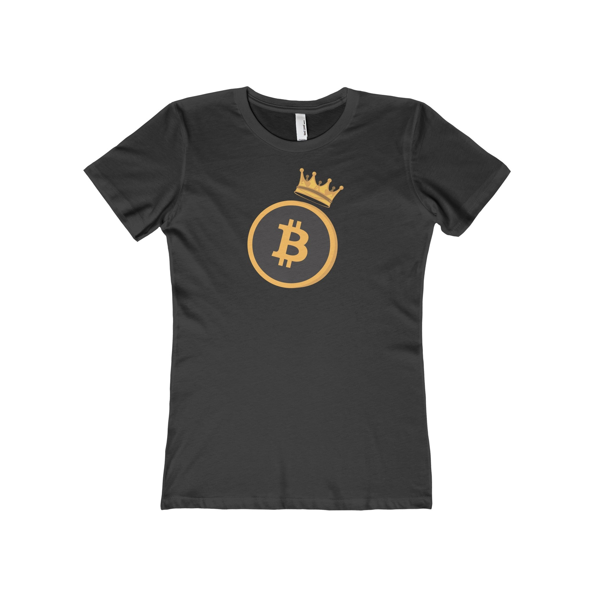 The 'Bitcoin Queen' Boyfriend Tee