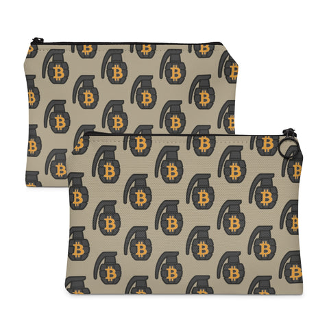 The 'BTC Grenade' Pouch