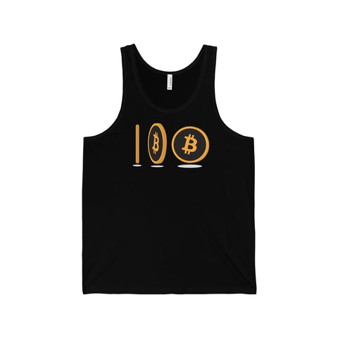 The 'Spinning Coin' Tank Top