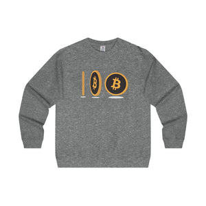 The 'Spinning Coin' Midweight Crewneck