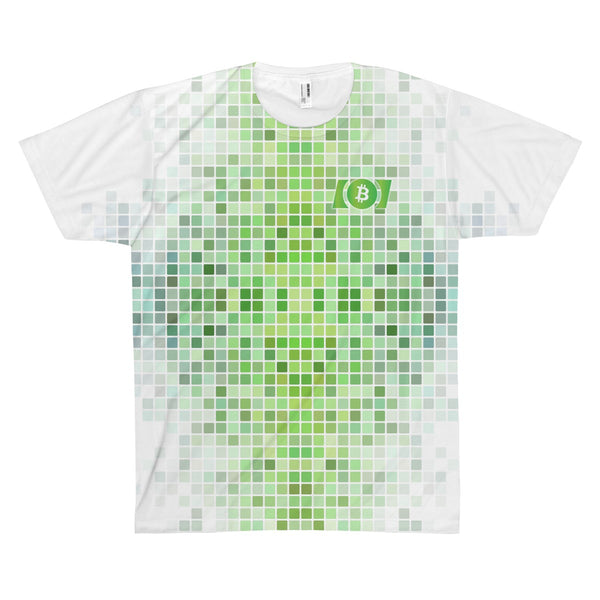 The 'Bitcoin Cash' Sublimated Tee