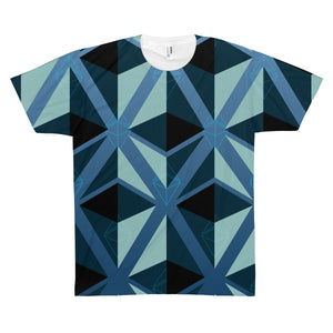 The 'ETH Core Pattern' Sublimated Tee