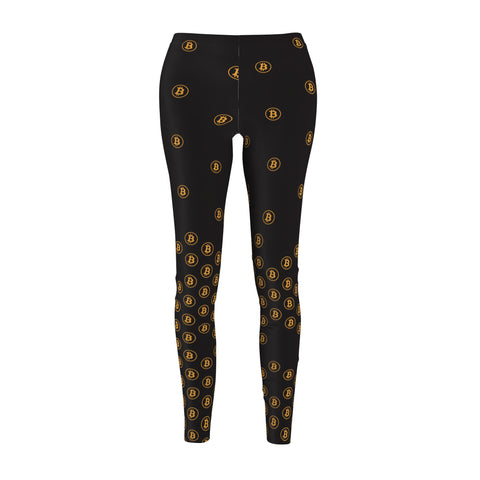 The 'BTC Rising' Leggings