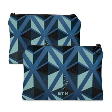The 'ETH Core Pattern' Pouch