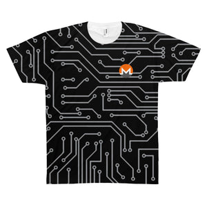 The 'Monero Node' Sublimated Tee