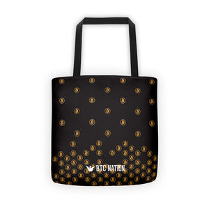 The BTC Rising Tote Bag